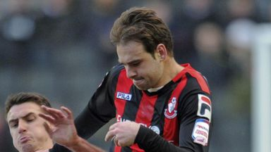 Brett Pitman: In red-hot form