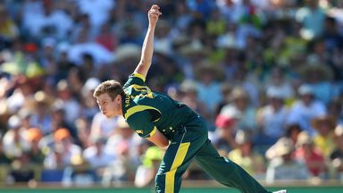 James Faulkner: Rajasthan left-arm seamer claimed career-best T20 figures