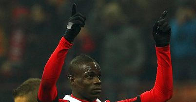 Mario Balotelli: Looking to shine against his former club