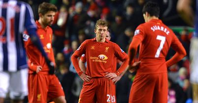 Liverpool: Undone by Albion at Anfield
