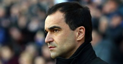 Roberto Martinez: Says several Wigan players could be back from injury