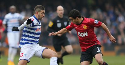 Man United are aiming to go 15 points clear at the top as they visit QPR in one of today's Premier League games