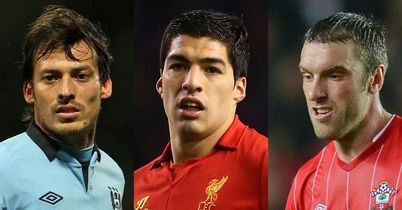Silva, Suarez and Lambert: Top three creators
