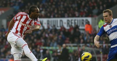 Cameron Jerome: Stoke striker has started just once in the Premier League