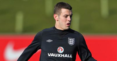 Jack Wilshere: Key man for England