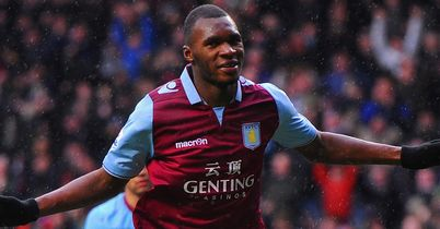 Christian Benteke: Has scored 15 goals for Villa this season