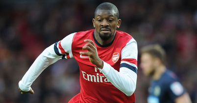 Diaby dreaming of World Cup