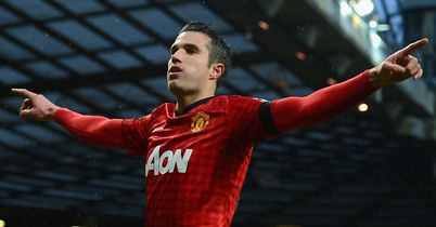 Robin van Persie: Has been a revelation for United