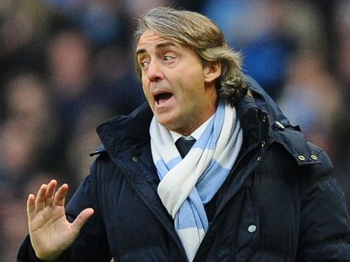 Roberto Mancini: The FA Cup is still important to Manchester City