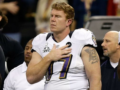 Matt Birk: Confirmed retirement from Baltimore Ravens