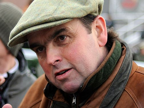 Alan King: Rockers plans