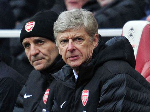 Arsene Wenger: Hopeful Arsenal can put the past week behind them