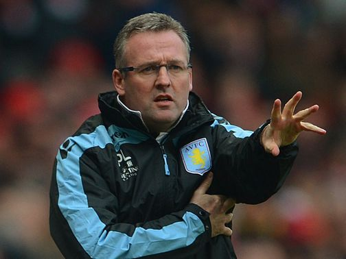 Paul Lambert: Bullish over survival bid