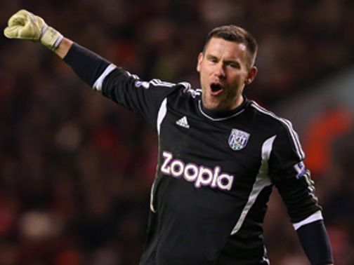 Ben Foster: In great form