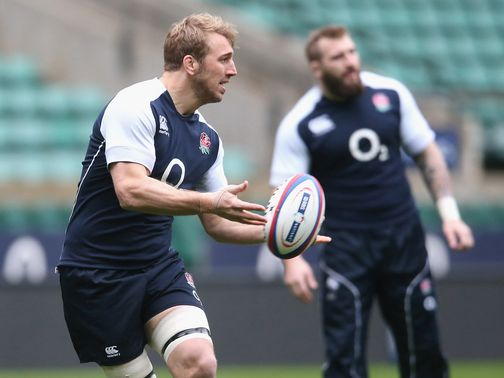 Robshaw: England ready for challenge