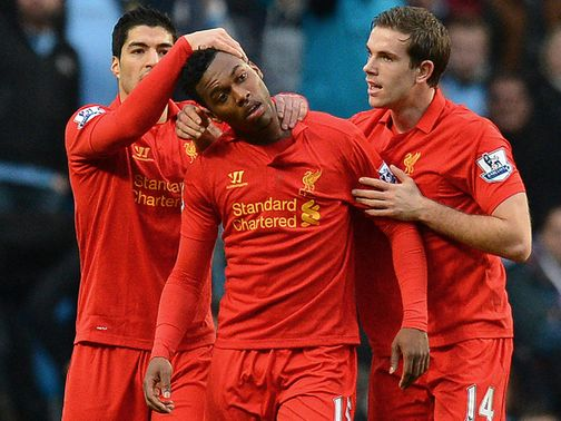 Daniel Sturridge: Four goals in six Liverpool appearances