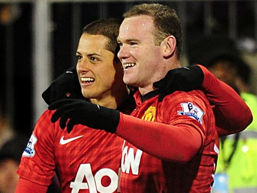 Rooney: Praise for United's beleagured goalkeeper