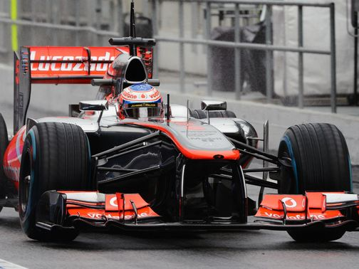 McLaren: Hit by pre-season problems