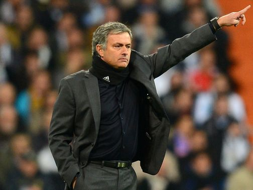 Jose Mourinho: Heading back to Chelsea?