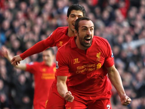 Jose Enrique: Prepares for Zenit clash
