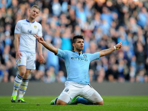 Aguero feels confidence has been restored at Manchester City