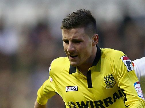 Michael O'Halloran: Scored late on for Tranmere