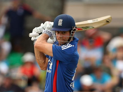 Cook: Delighted with victory and Root's performance