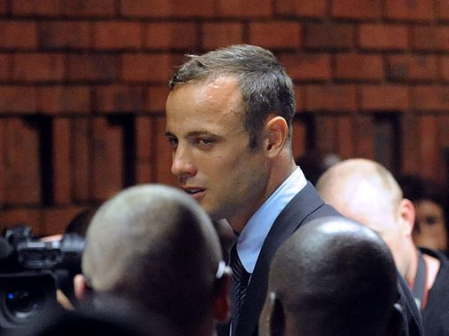 Oscar Pistorius: Back in court for a third day
