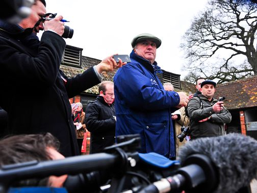 Paul Nicholls: Targeting the World Hurdle