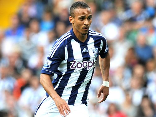 Peter Odemwingie: No issues with West Brom, says Brunt