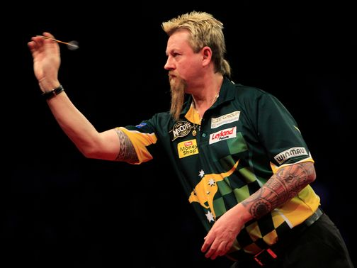 Simon Whitlock: The master of the big check-outs