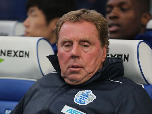 Harry Redknapp: 'The financial side of it I don't know'
