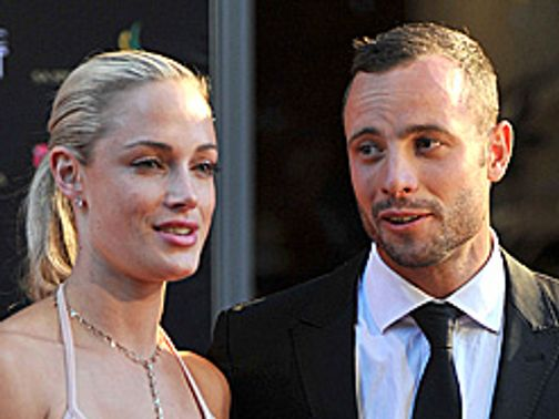 Oscar Pistorius: Charged with murdering his girlfriend