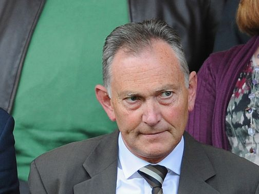 Richard Scudamore: Has confirmed clubs would face points deductions