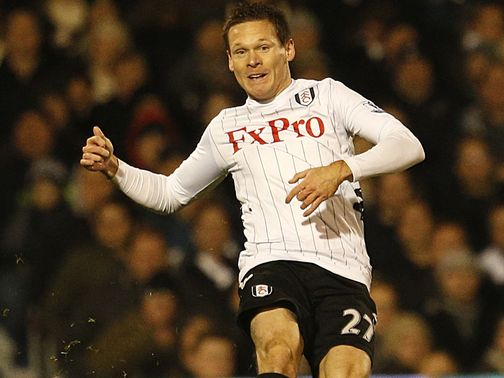 Sascha Riether: Wants to stay at Fulham beyond loan spell