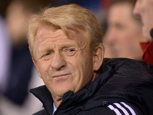 Gordon Strachan: Praise for Celtic