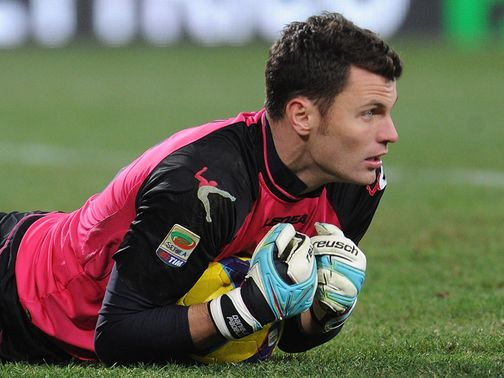 Daniele Padelli: Clean sheet against Napoli