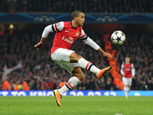 Theo Walcott: Looking to make amends