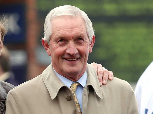 Dessie Hughes: Trains Rare Bob