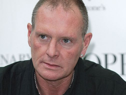 Paul Gascoigne: Heads to United States for treatment
