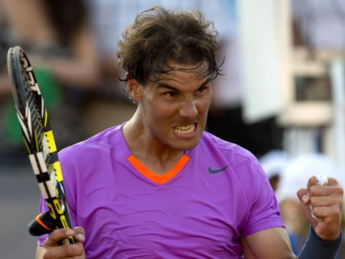 Rafa Nadal: On the way back in Vina Del Mar