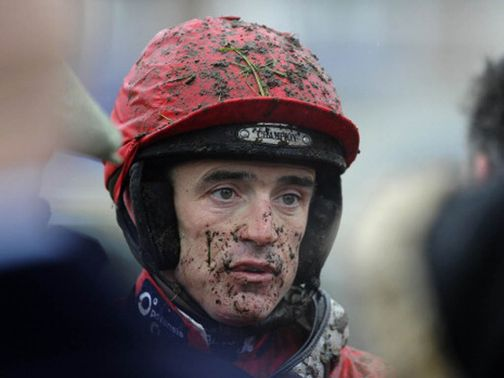 Ruby Walsh: Partnered Terminal to victory at Navan