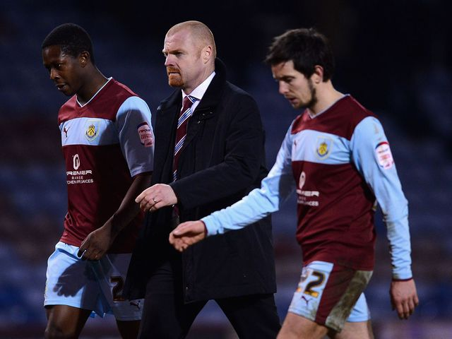 Dyche: Disappointed with Burnley's performance