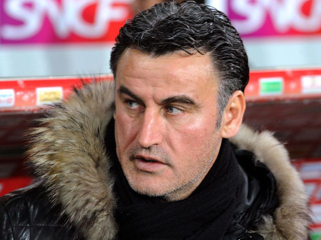Galtier: Wants the right mentality from his players