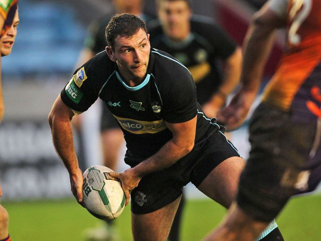 Tommy Lee: Crossed for crucial London try