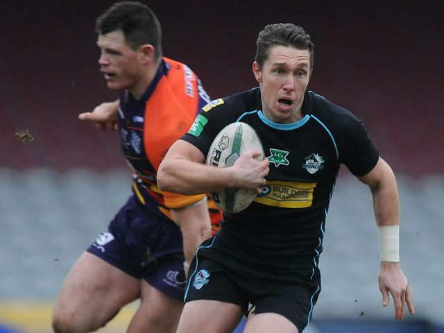 Luke Dorn: Australian set for 150th appearance for London Broncos