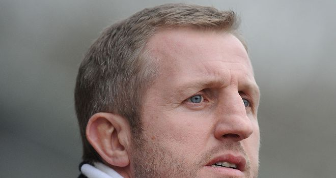 Dennis Betts: Delighted by Widnes win
