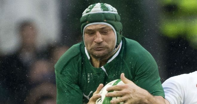 Rory Best: Captaining Ireland to North America