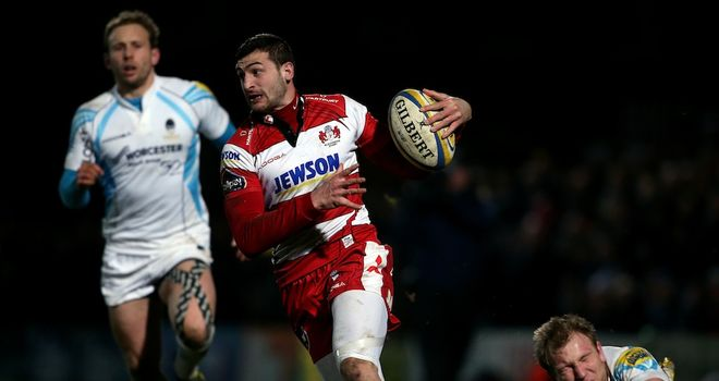 Jonny May: Suffered injury blow