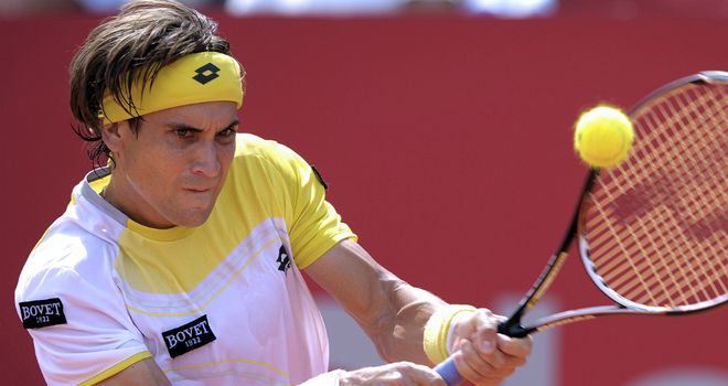 David Ferrer: Successful title defence